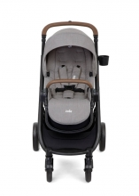 Joie Versatrax™ E stroller grey flannel