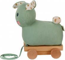 Sterntaler Pull along toy Kinni