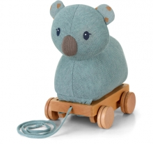 Sterntaler Pull along toy Kalla