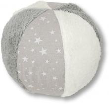 Sterntaler Ball grey