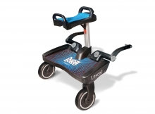 Lascal Buggy Board Maxi + blue incl. Saddle blue