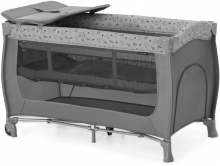 Hauck Travel cot Sleep N Play Center nordic grey