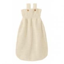Disana Knitted Sleeping bag 65cm natural