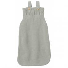Disana Knitted Sleeping bag 65cm grey