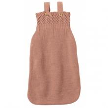 Disana Knitted Sleeping bag 65cm rose