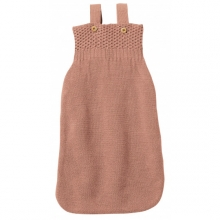Disana Knitted Sleeping bag 75cm rose