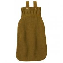 Disana Knitted Sleeping bag 75cm gold