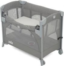 Joie side bed Kubbie™ Sleep foggy gray