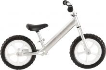 BBF Bike Balance Bike Cruzee 12 silver