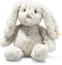Steiff rabbit Hoppie 20 bright grey