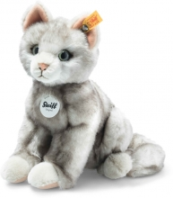 Steiff Filou cat 21cm grey