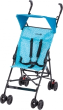 Safety First Buggy Peps & Canopy Donuts Party Blue