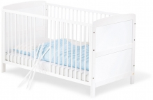 Pinolino Childrens bed Viktoria 140x70cm