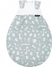 Alvi Baby-Mäxchen® outer bag 56/62 animals blue