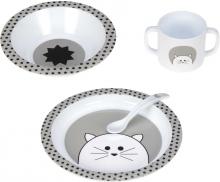 Lässig Dish set Little Chums Cat