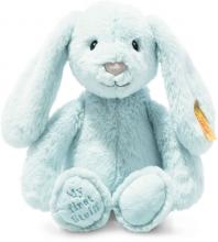 Steiff Rabbit Hoppie My First Steiff 26cm light blue
