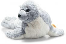 Steiff Aila seal 40cm ice blue