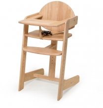 Geuther High chair Filou Up incl. board natural