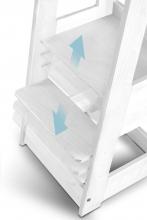 DawOst tiSsi® Learn tower Felix Beech white