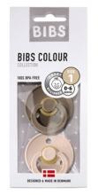 BIBS Pacifier natural rubber Dark Oak/Blush 6-18 month