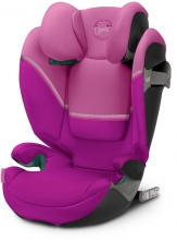 Cybex Solution S2 i-Fix Magnolia Pink 15-50kg