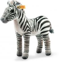 Steiff Zoelle Grants Zebra 18cm schwarz/weiß