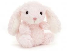 Jellycat Yummy Bunny pastel pink