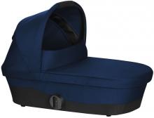 Cybex Melio carrycot navy blue