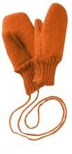 Disana Walk gloves size 1 orange