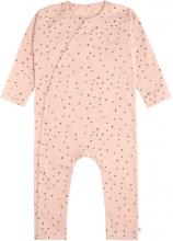 Lässig Pyjamas GOTS 74/80 Dots powder pink