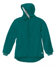 Disana boiled wool jacket 62/68 pacific