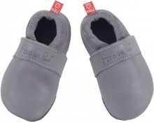 Anna and Paul leather toddler shoe Ecopell elephant with leather sole size XS-16/17