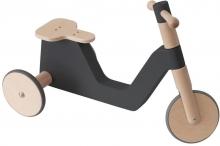 Sebra Scooter balance bike classic black