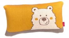 Sigikid 39500 Knitted pillow HoniBoniBear