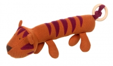 Sigikid 39375 Knitted grasping toy Tiger