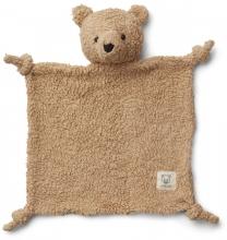 Liewood Lotte Cuddle cloth Mr Bear tuscany rose