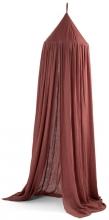 Sebra Betthimmel burgundy red