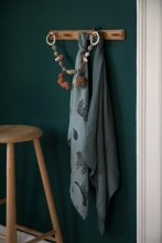 Sebra Crochet pram chain Nightfall