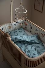 Sebra Crochet Baby mobile Nightfall
