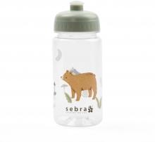 Sebra Drinking bottle Nightfall idyllic green 500ml