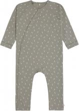 Lässig Pyjamas GOTS 74/80 Speckles olive