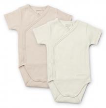 Liewood Hali Body stocking short sleeves 2-pack