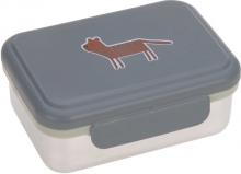 Lässig Lunchbox Stainless Steel Safari Tiger
