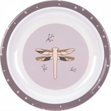 Lässig Melamine Plate Adventure Dragonfly