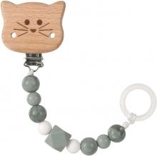 Lässig Soother Holder Little Chums Cat