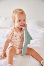 Lässig Teether/Comforter Strawberry