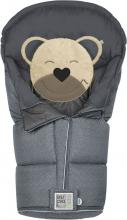 Odenwälder Sleeping bag Mucki L Fashion coll. 21/22 modern graphic grey