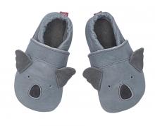 Anna and Paul Koala Leather toddler shoe