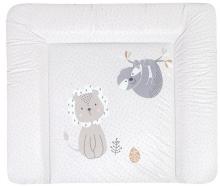 Zöllner Changing mat Softy Lion and Sloth 65x75 cm