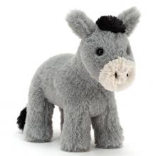 Jellycat Diddle Donkey 12cm